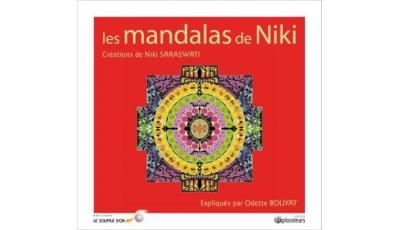 Mandalas de Niki (Les) par Niki SARASWATI, Odette BOUYAT