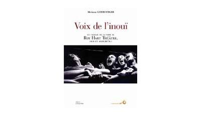 Voix de l'inouï par Marianne GINSBOURGER