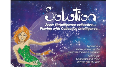 Solution - jeu par Odette GAMEIRO, Johanna ARCANGELI