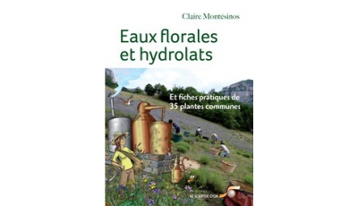 Eaux florales et hydrolats