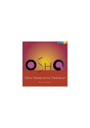 Osho Nadabrahma