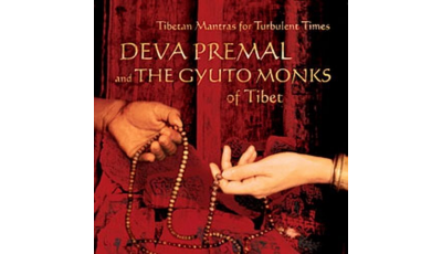 Tibetan Mantras for Turbulent Times (Deva Premal) par Deva PREMAL,  GYUTO MONKS OF TIBET