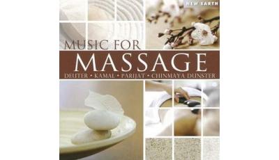 Music for massage - MP3 par  DEUTER, Chinmaya DUNSTER