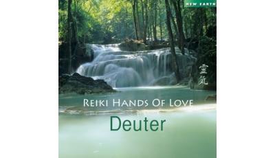 Reiki hands of love - MP3 par  DEUTER
