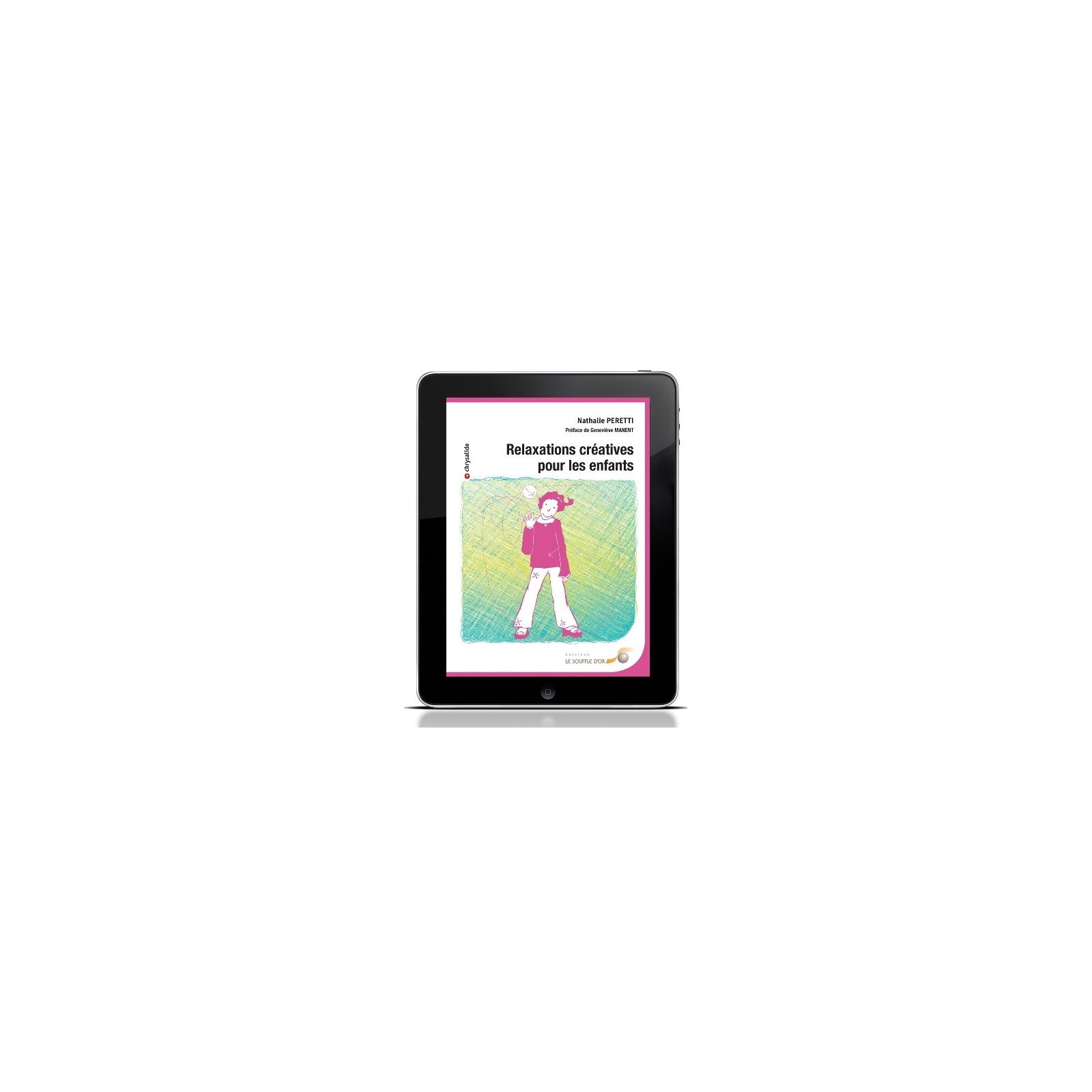 Relaxations créatives pour les enfants (Ebook)