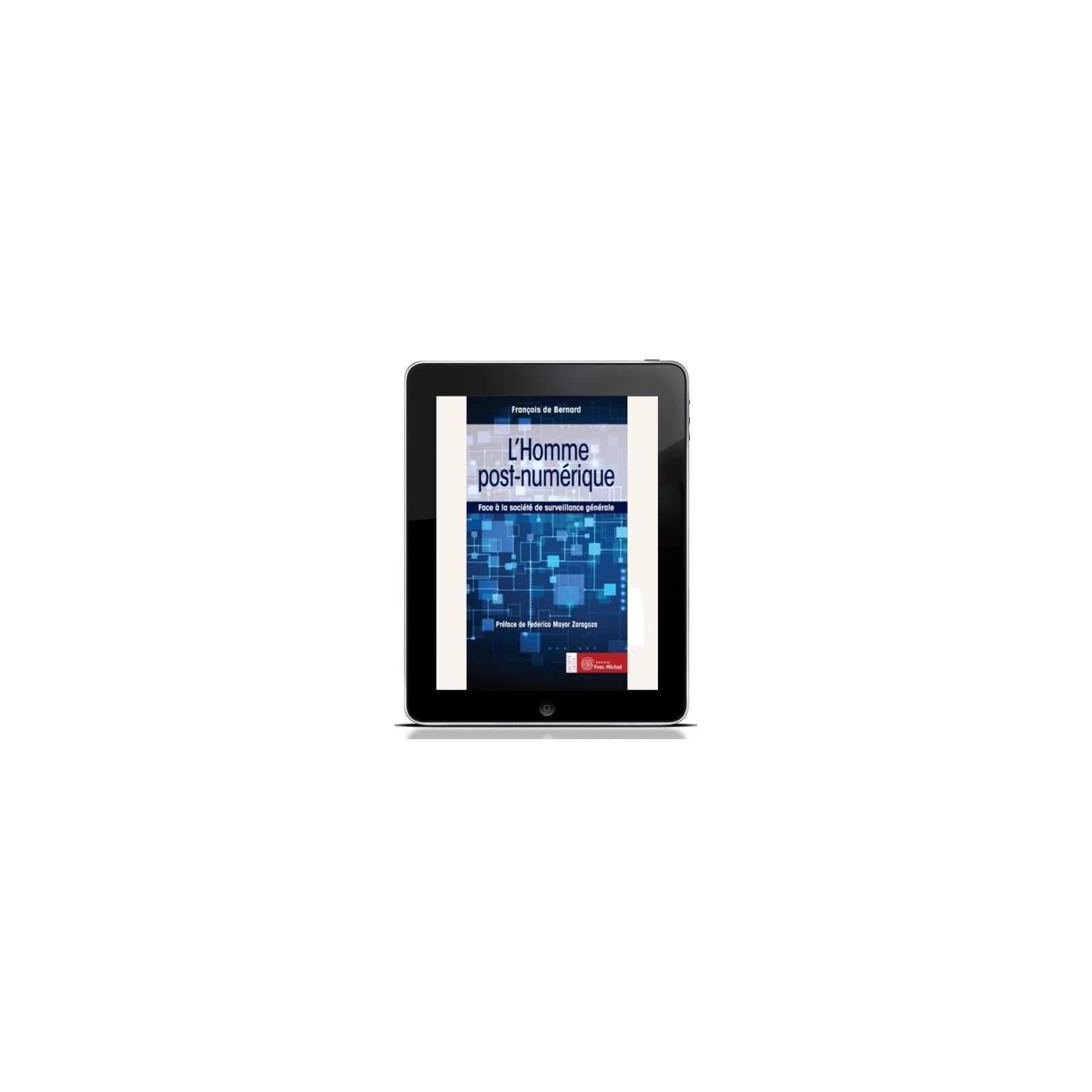 L'Homme post-numérique (Ebook)