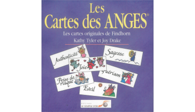Les Cartes des Anges par Kathy TYLER , Joy DRAKE