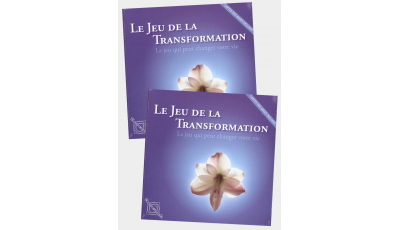 Pack FINDHORN : 2 Jeux de la Transformation par Kathy TYLER , Joy DRAKE