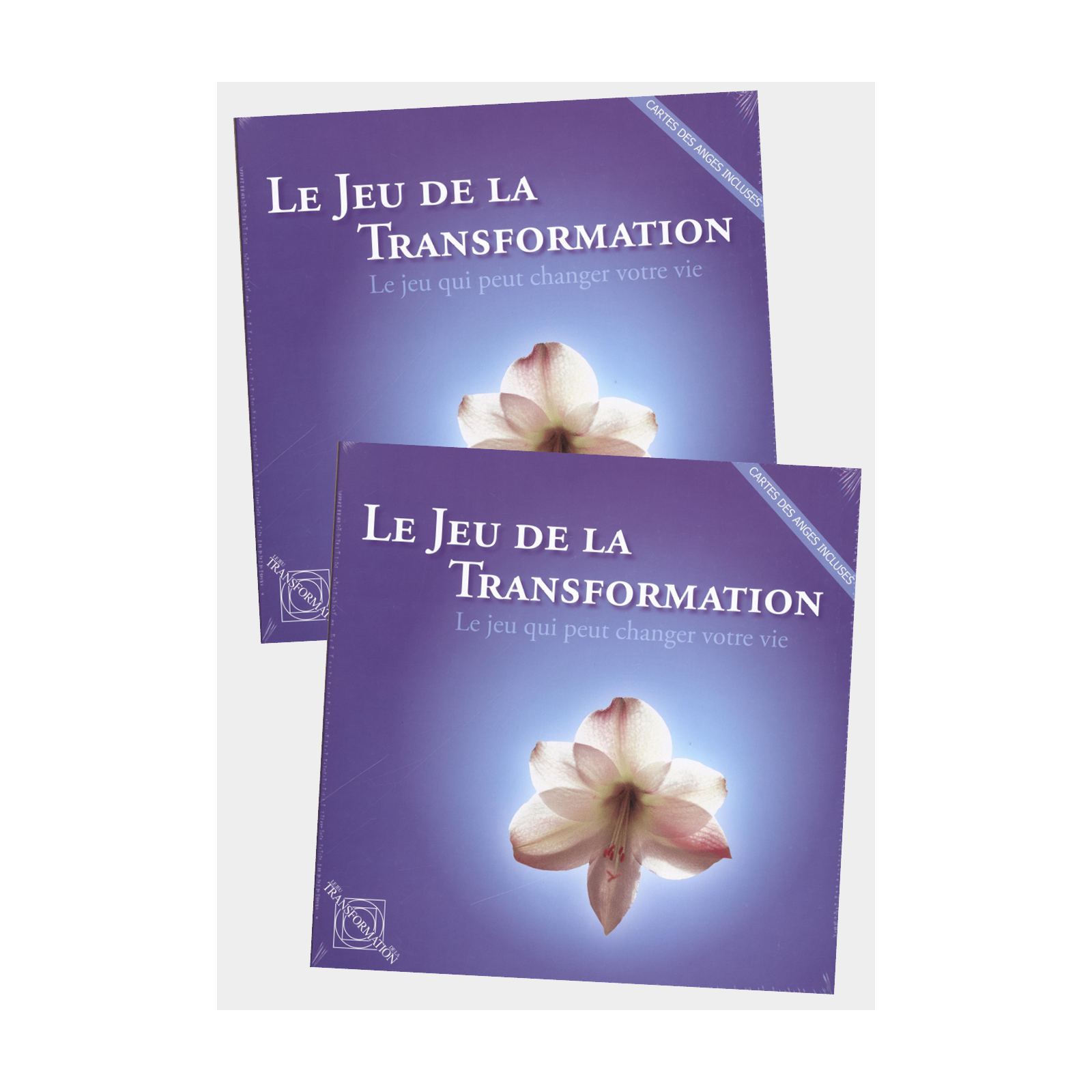 Pack FINDHORN : 2 Jeux de la Transformation