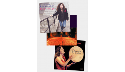 Pack 3 CD Catherine BRASLAVSKY