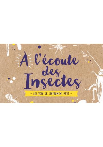A l'écoute des insectes (Ebook)