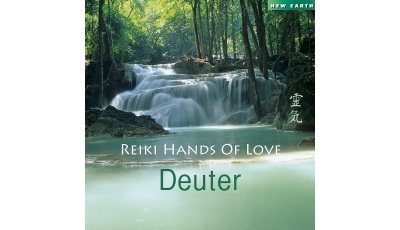 Reiki hands of love par  DEUTER