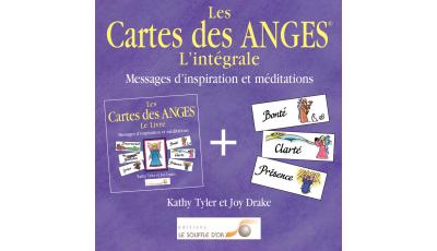 Les Cartes des Anges (L'intégrale livre + cartes) par Kathy TYLER , Joy DRAKE