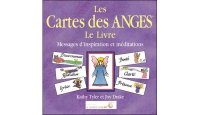 LIVRE - Les cartes des ANGES par Kathy TYLER , Joy DRAKE
