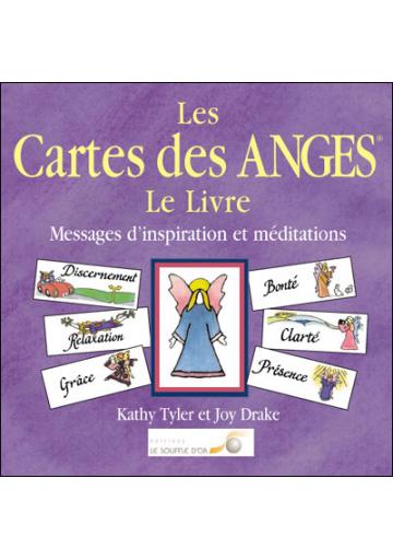 LIVRE - Les cartes des ANGES