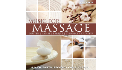 Music for massage par  DEUTER, Chinmaya DUNSTER