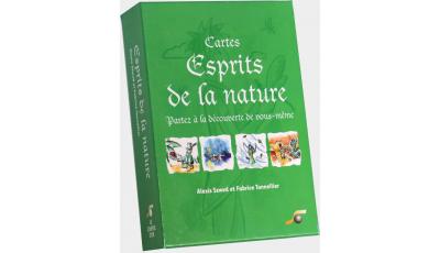 Cartes Esprits de la Nature