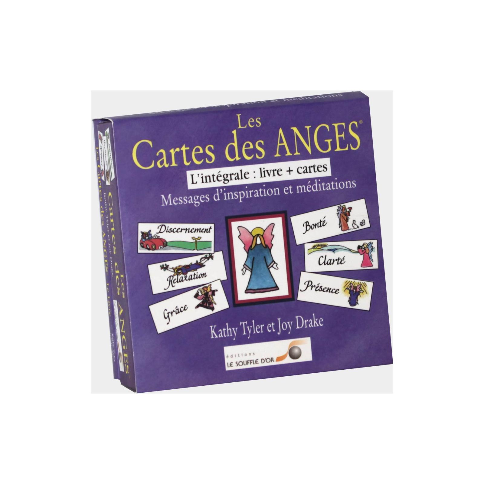 Les Cartes des Anges (L'intégrale livre + cartes)