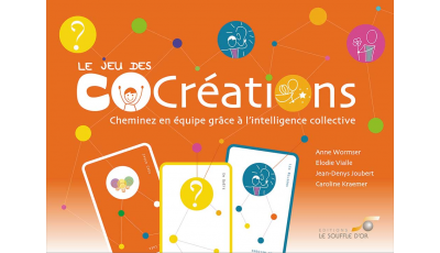 Le Jeu des COcréations par Anne  WORMSER, Elodie VIALLE, Jean-Denys JOUBERT, Caroline KRAEMER