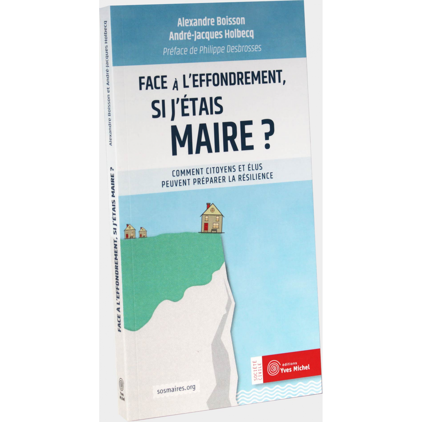 Face à l'effondrement, si j'étais maire ? (Ebook)