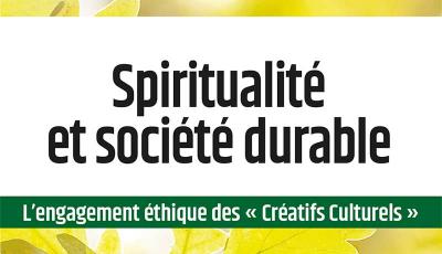 Spiritualité et société durable (Ebook)