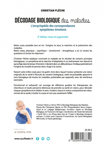 Décodage biologique des maladies - Nouvelle édition (Ebook)