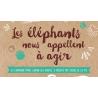 Les éléphants nous appellent à agir