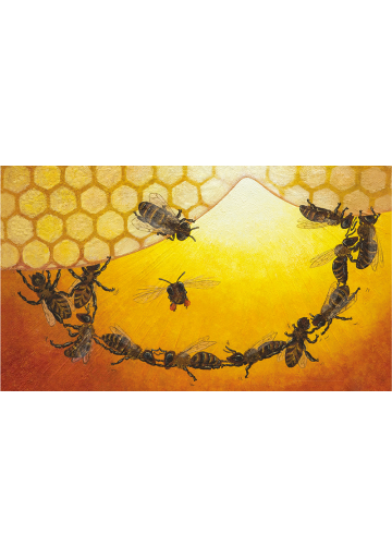 La Déva des abeilles