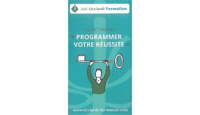 Programmer votre réussite (Le jeu) par Joël LICCIARDI