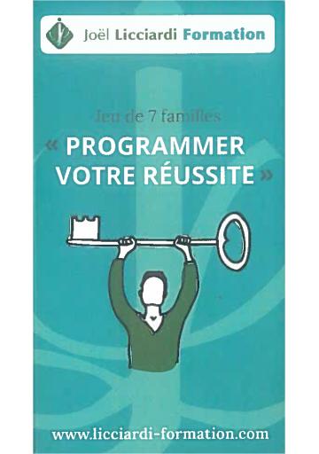 Programmer votre réussite (Le jeu)