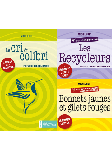 Trilogie de la transition (3 Ebooks)